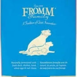 Fromm FROMM Dog - Gold Large Breed Puppy 15lb