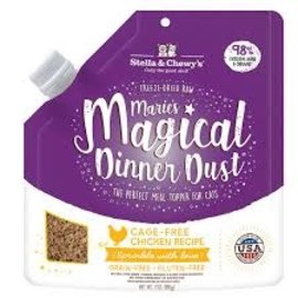 STELLA & CHEWY'S / FRZ DRIED Stella and Chewy's (CAT) Magical Dust Cage-Free Chicken 7oz