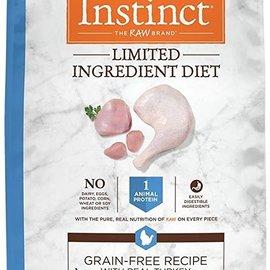 instinct Instinct Raw LID Grain Free Turkey Dry Cat Food 11LB