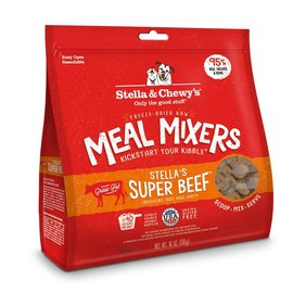 Stella & Chewy's Stella & Chewy's Freeze Dried Raw Meal Mixers Beef 8oz
