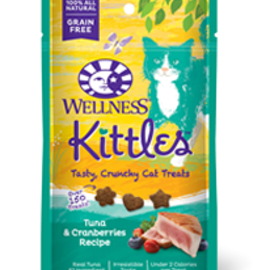 Wellness Wellnes Kittles Tuna Cranberry