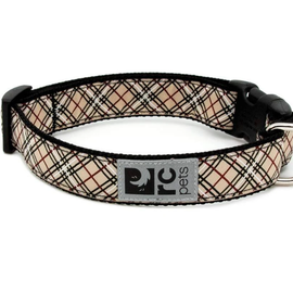 "RC Pets RC Pets Tar Tartan Clip Collar XS (7""-9"")"
