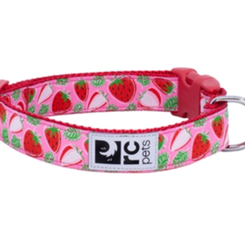 "RC Pets RC Pets Strawberry Collar XS (7""-9"""