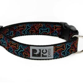 """RC Pets RC Pets Clip Collar Bones M (12""""-20"""")"""