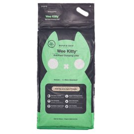 Rufus & Coco Rufus & Coco Wee Kitty Eco Plant Flushable Cat Litter 9kg
