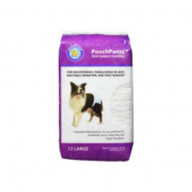 Pooch Pads PoochPads Diapers Disposable Small (Female)