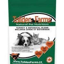 Tolden Farms Tollden Farms Frozen Pet Food Turkey & Botanical 8LB