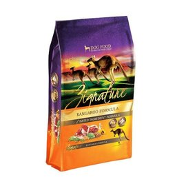 Zignature Zignature Kangaroo Formula for Dogs 12.5lb