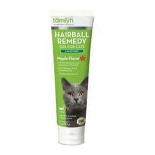 Greenies Tomlyn Laxatone Cat Hairball Treatment | Maple Flavor
