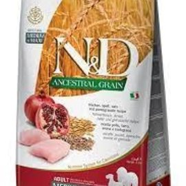 Farmina N&D Dog - Ancestral Grain & Chicken Adult Med/Max 5.5lb