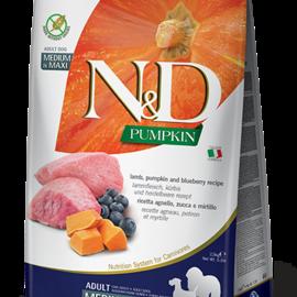 Farmina N&D Dog - Pumpkin & Lamb Adult Med/Max  26.5lb