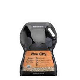 Rufus & Coco Rufus & Coco Wee Kitty Clumping Corn Flushable Cat Litter 4kg