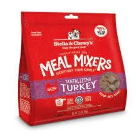 Stella & Chewy's Stella & Chewy's Dog  Meal Mixers - Tantalizing Turkey 18oz
