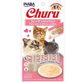 Inaba Churu Pops Tuna & Salmon 4x14g