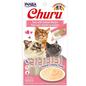 Inaba Churu Pops Tuna & Salmon 4x15g