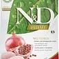 n&d N&D Dry Cat Food Neutered Chicken & Pomegranate 11lbs