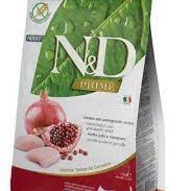 Farmina N&D Dry Cat Food Adult Prime Chicken & Pomegranate 5kg