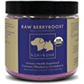 Kin + Kind Kin + Kind Raw Berry Boost Antioxidant Urinary Health 4 oz
