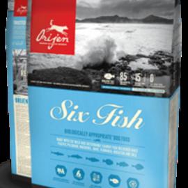 Orijen Orijen Dog - Six Fish 11.4kg