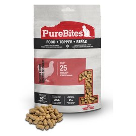 naturvet Purebites Cat Pure Chicken Food Topper 9.2oz