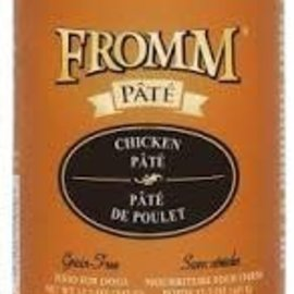 Fromm Fromm Grain-Free Chicken Pate for Dogs 12.2oz Can
