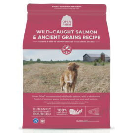 Open Farm Open Fram Dog Ancient Grain Salmon 22lbs