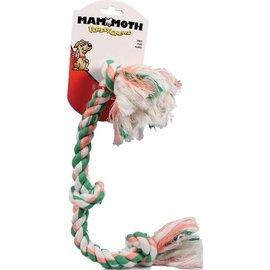 MAMMOTH Mammoth Flossy Chews Medium Multicolor 3 Knot