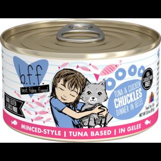 """Weruva BFF - Tuna/Chicken """"Chuckles"""" 3oz"""