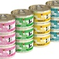 Weruva Cats In The Kitchen Variety Pack 6oz 12 cans