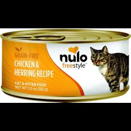 Nulo Nulo Cat Wet - Chicken & Herring 5.5oz