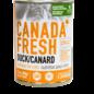 Canada Fresh CANADA FRESH Cat Wet - Duck 13 OZ