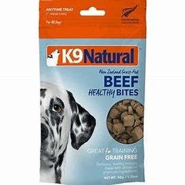 K9 Natural K9 Naturals Freeze-Dry Healthy Bites Beef - Dog  50g