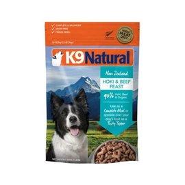 K9 Natural K9 Naturals Freeze-Dry Hoki Beef & Feast Treat/Topper  - Dog  500g