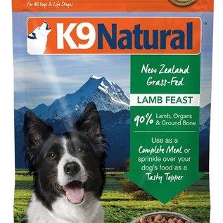 K9 Natural K9 Naturals Freeze-Dry Lamb  Treat/Topper - Dog  500g