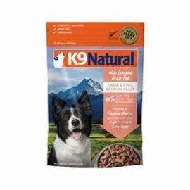 K9 Natural K9 Naturals Freeze-Dry Lamb & King Salmon Treat/Topper- Dog  500g