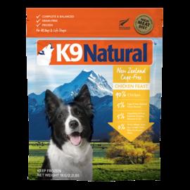 K9 Natural K9 Naturals Freeze-Dry Chicken - Dog  500g
