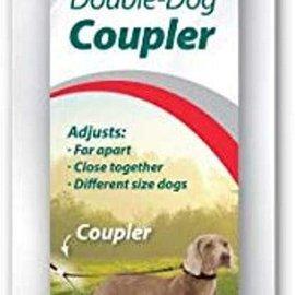 Sporn Sporn Medium-Large Black Double Dog Coupler