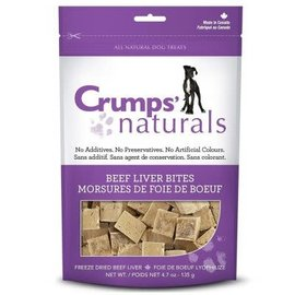 Crumps' Crumps Naturals Beef Liver Bites 135g