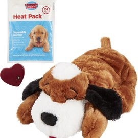 Smart Pet Love Smart Pet Love Snuggle Puppy Anxiety Solution (Biscuit Tan)