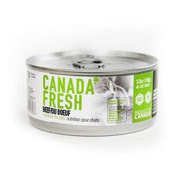 Canada Fresh CANADA FRESH Cat Wet - Beef 5.5 OZ