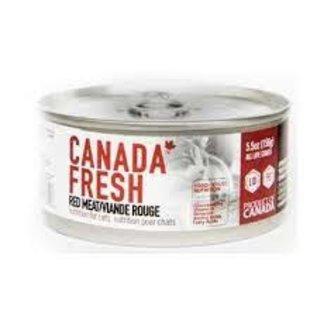 Canada Fresh CANADA FRESH Cat Wet - Red Meat 5.5 OZ