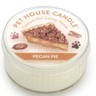 One Fur All Mini Candles Pecan Pie