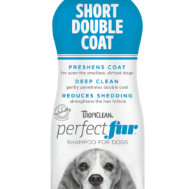 Tropiclean Perfectfur Short Double Coat