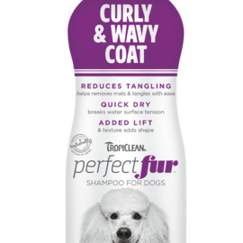 Tropiclean Perfectfur Curly & Wavy Coat