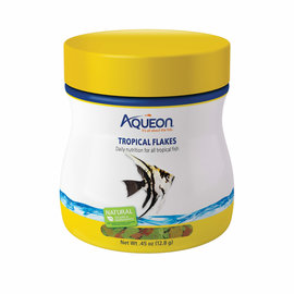 AQUEON AQUEON Food Tropical Flakes 65g