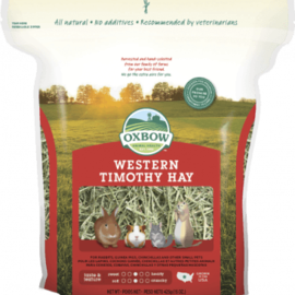 Oxbow Pet Products Western Timothy Hay 90oz