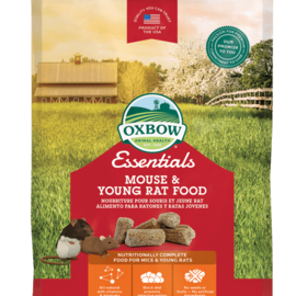 oxbow Mouse & Young Rat Food 2.5Lbs