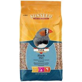 SUN VITA Finch Diet 2.5 LB Finch Diet