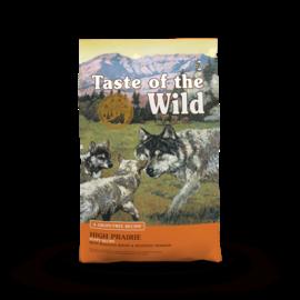 taste of the wild Taste of the Wild High Prairie Puppy Recipe Grain Free 28lb