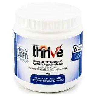 Thrive Bovine Colostrum Powder / Poudre de colostrum bovin - 60g